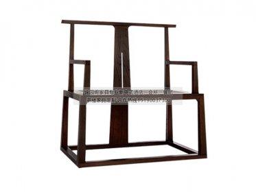新中式太师椅JYG-CQS-380