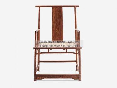 新中式太师椅JYG-CQS-383