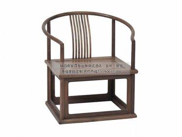 新中式太师椅JYG-CQS-388