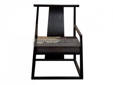 新中式太师椅JYG-CQS-389
