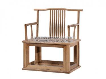 新中式太师椅JYG-CQS-446