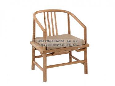 新中式太师椅JYG-CQS-448