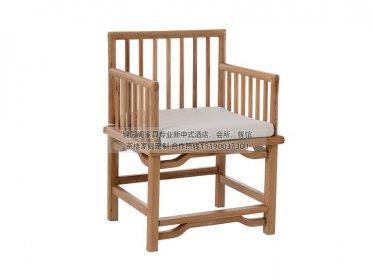 新中式实木圈椅JYG-CQS-450