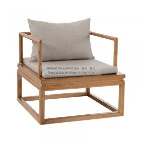 新中式太师椅JYG-CQS-451