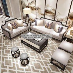 新中式家具产品欣赏,新中式风格家具定制厂家热线