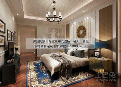 大家居是定制企业未来的发展趋势,新中式家具定制迎来新机遇