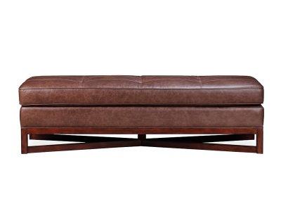 新中式床尾凳JYG-CQS-590