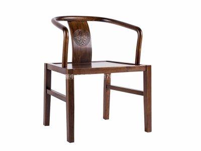 新中式书椅JYG-CQS-774