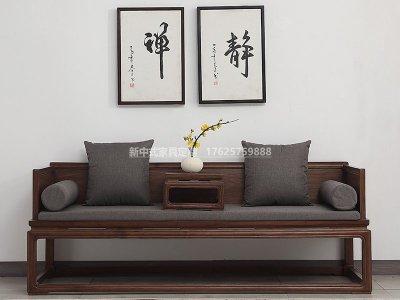 新中式沙发JYG-CQS-1106