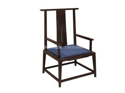 新中式书椅JYG-CQS-1124