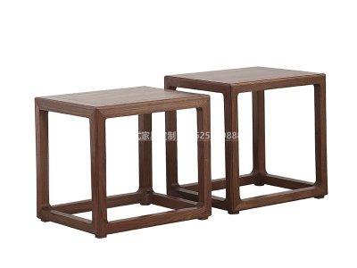 新中式茶椅JYG-CQS-1128