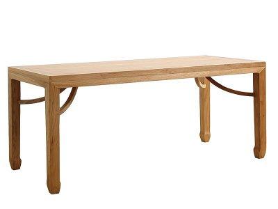 新中式书桌JYG-CQS-1136