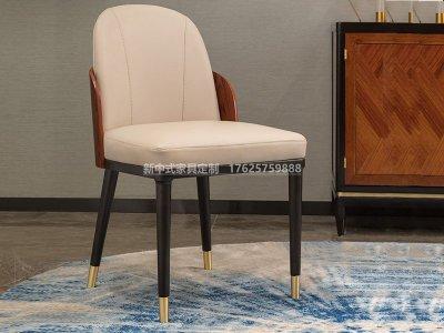 新中式餐椅JYG-CQS-1258