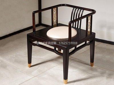 新中式茶椅JYG-CQS-1312
