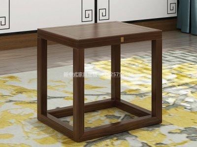新中式方凳JYG-CQS-1317