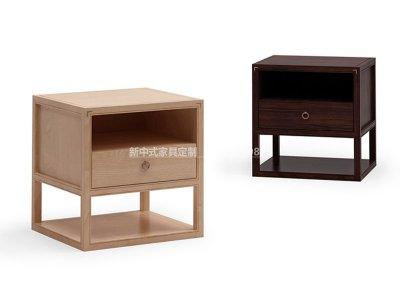 新中式床头柜JYG-CQS-1399