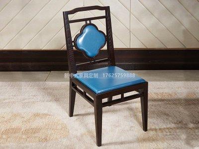 新中式餐椅JYG-CQS-1430