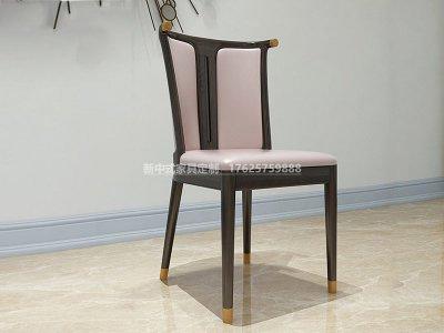 新中式餐椅JYG-CQS-1431