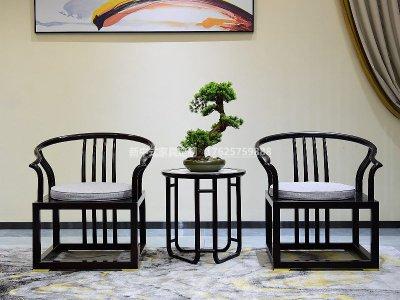 新中式休闲桌椅JYG-CQS-1435