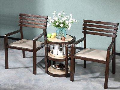 新中式休闲桌椅JYG-CQS-1461