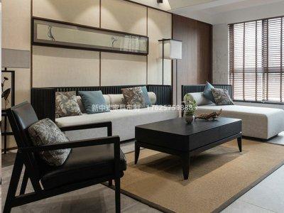 新中式沙发JYG-CQS-1512