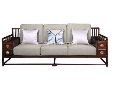 新中式沙发JYG-CQS-1517