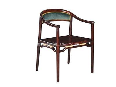 新中式餐椅JYG-CQS-1521