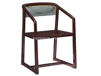 新中式餐椅JYG-CQS-1529