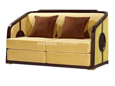 新中式沙发JYG-CQS-1541