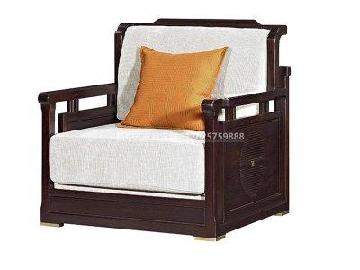 新中式沙发JYG-CQS-1548