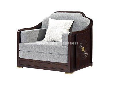新中式沙发JYG-CQS-1553