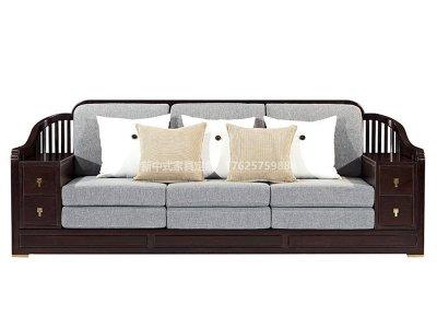 新中式沙发JYG-CQS-1554