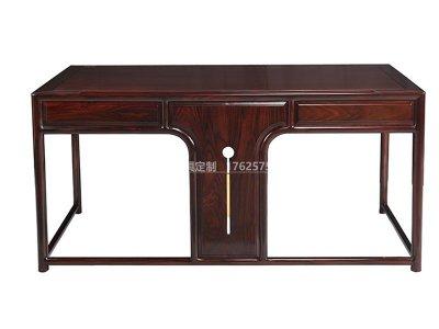 新中式书桌JYG-CQS-1556