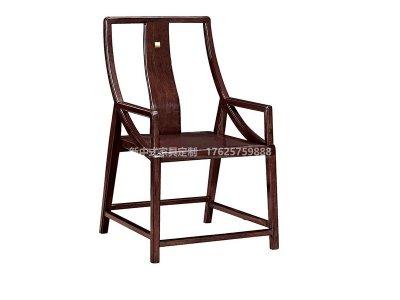 新中式书椅JYG-CQS-1574
