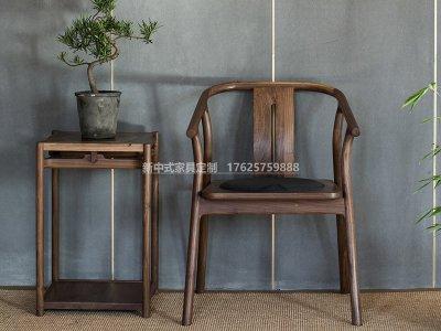 新中式休闲桌椅JYG-CQS-1595
