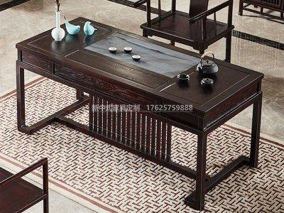 新中式茶室家具JYG-CQS-1635