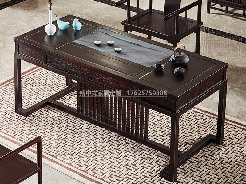 新中式茶室家具