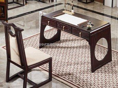 新中式书房家具JYG-CQS-1642