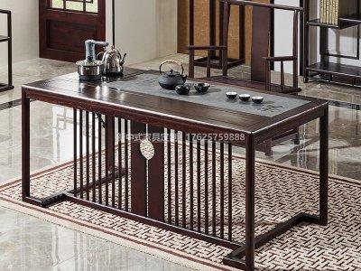 新中式茶室家具JYG-CQS-1655
