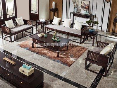 新中式沙发JYG-CQS-1657
