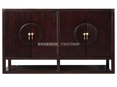 新中式餐边柜JYG-CQS-1662