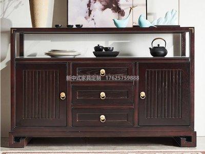 新中式餐边柜JYG-CQS-1663
