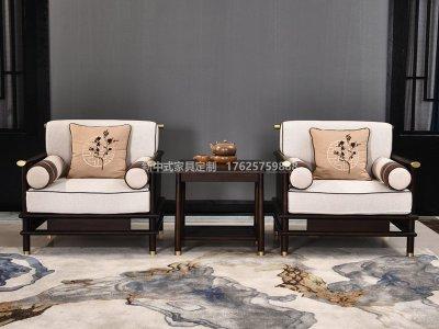 新中式休闲桌椅JYG-CQS-1692