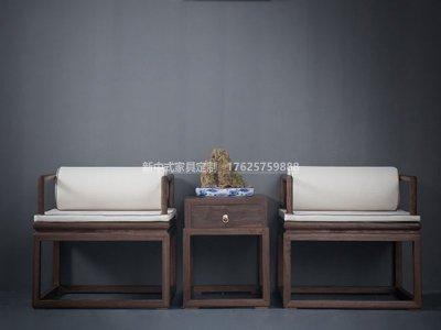 新中式休闲桌椅JYG-CQS-1708