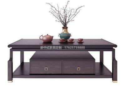 新中式茶几JYG-CQS-1739