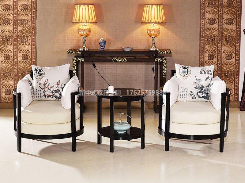 新中式休闲桌椅
