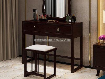 新中式梳妆台JYG-CQS-1796