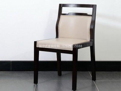 新中式餐椅JYG-CQS-1809