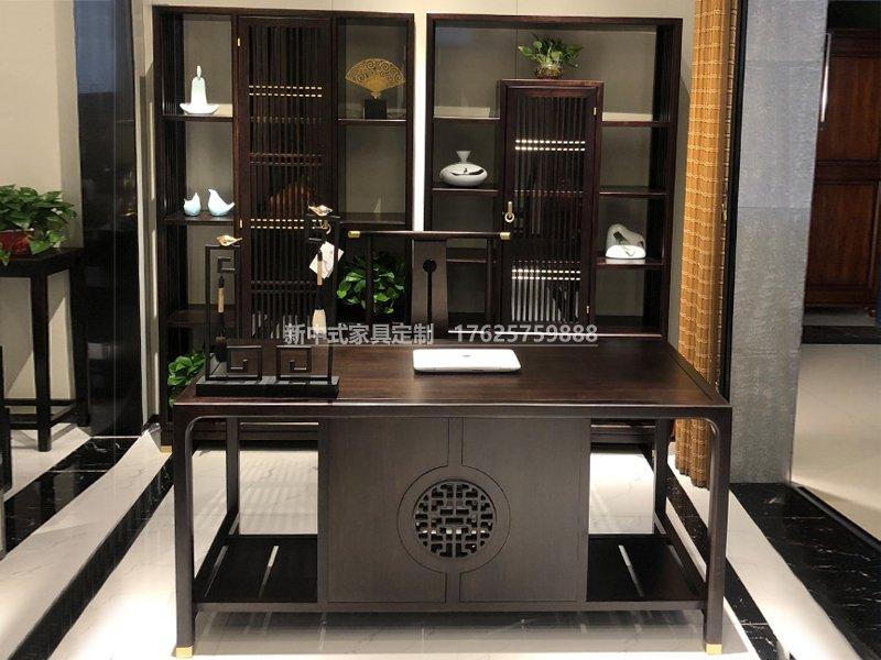 新中式书桌组合