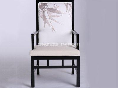 新中式餐椅JYG-CQS-1920
